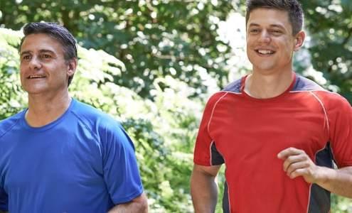 Cardio-Training, Laufen